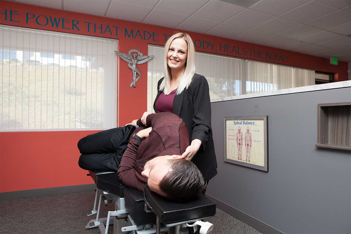 Upper Cervical Chiropractic Care from Family First Chiropractic in San Diego.